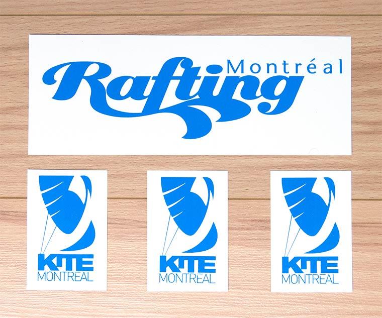 Bumper Stickers, Screen printed in Canada at CanadaStickerKing.com