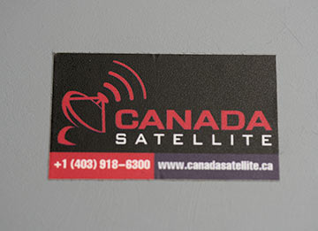 Durable Scuff Resistant Decals - Canadian Source.