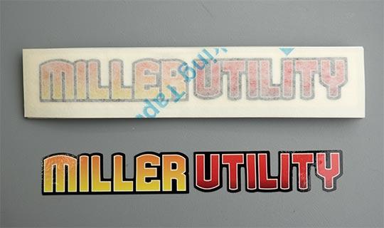Miller Utility