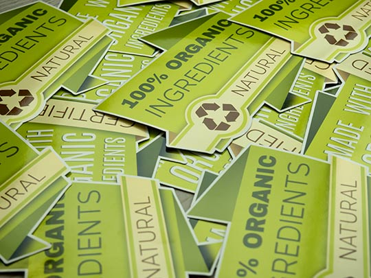 Custom Printed Product Labelling - by Canada Sticker King