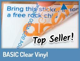 Basic Clear Vinyl - Link